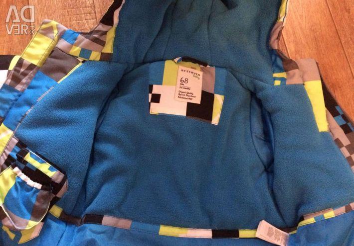 Noul sacou pentru un băiat
