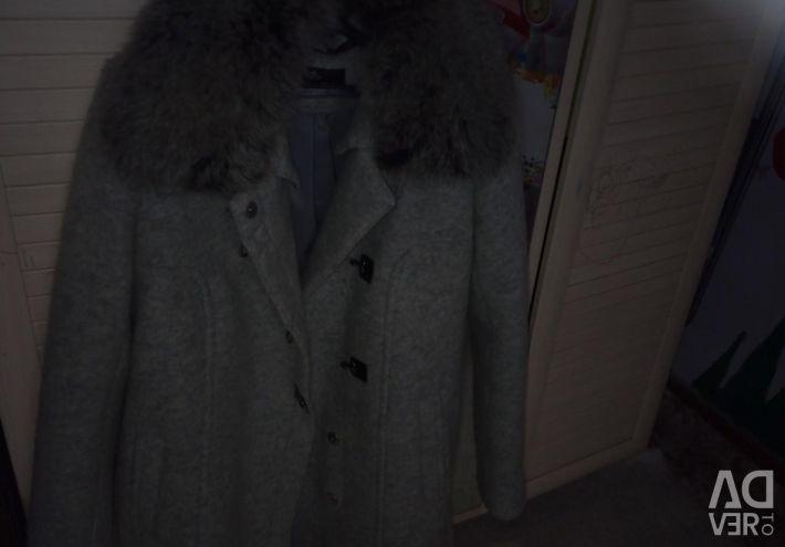 Пальто натур. осень-зима
