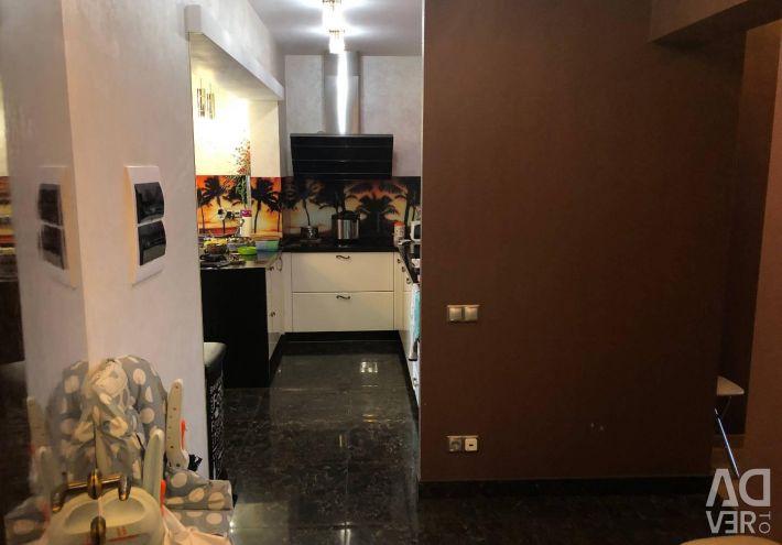 Διαμέρισμα, 3 δωμάτια, 107μ²