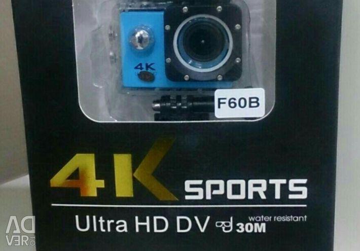 GO PRO φωτογραφική μηχανή F60B 4K Ultra HD