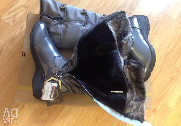 Νέες μπότες από τις ΗΠΑ