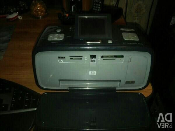 Φωτογραφικό εκτυπωτή hp photosmart A618 για ανταλλακτικά