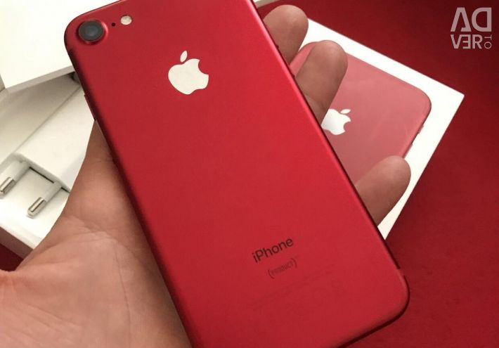 New iPhone 7 (32gb) red ?