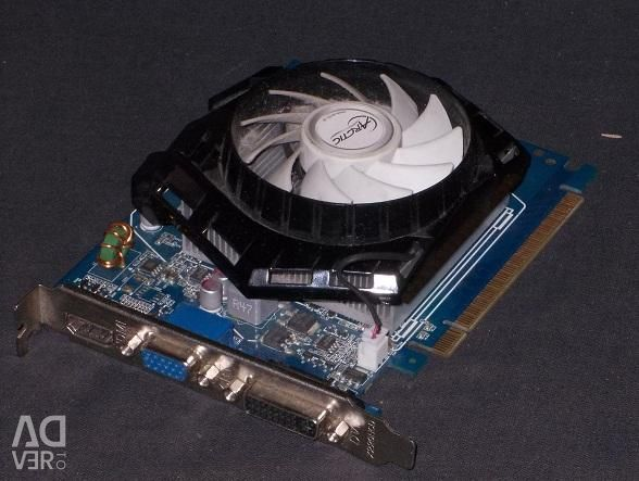 GeForce GT 520 graphics card