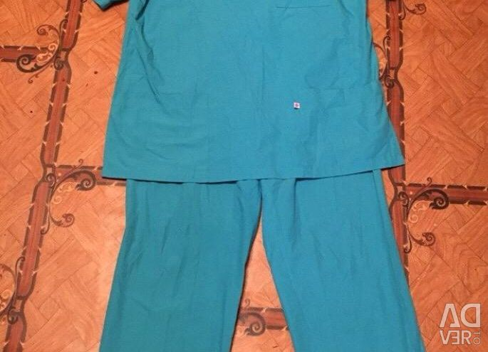Medical women's clothing, new