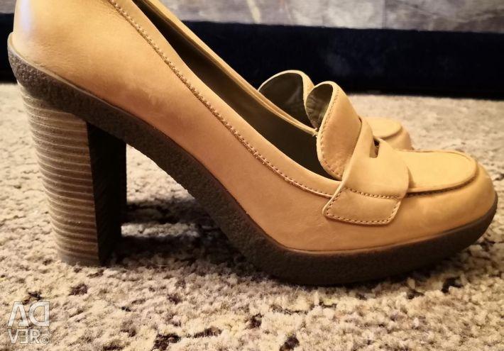 Ecco shoes, ecco genuine leather