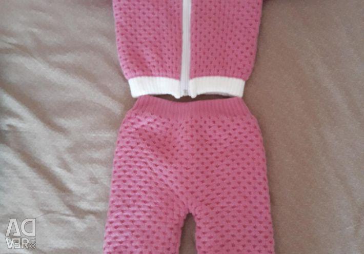 Warm suit (new)