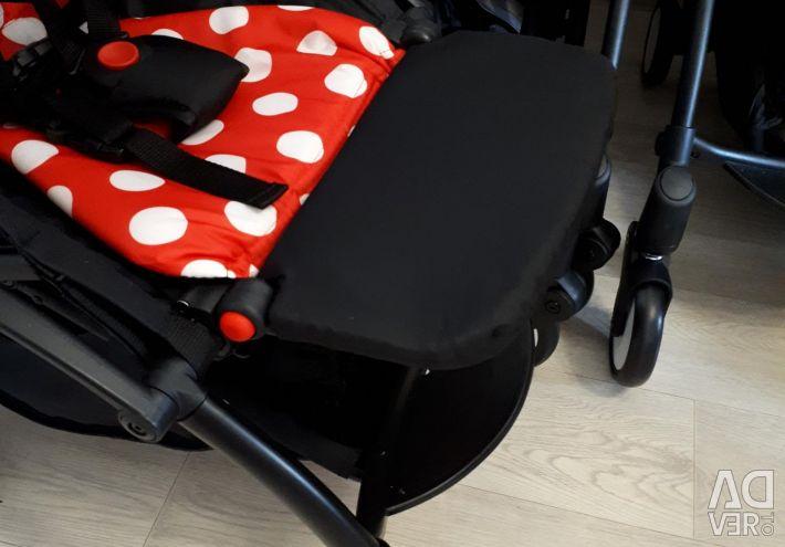 Νέα υποπόδιο μωρού για τα πόδια