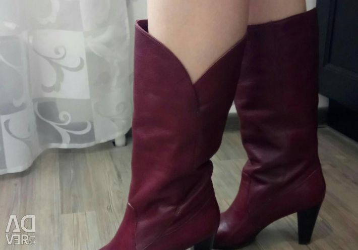 New Boots (genuine leather)