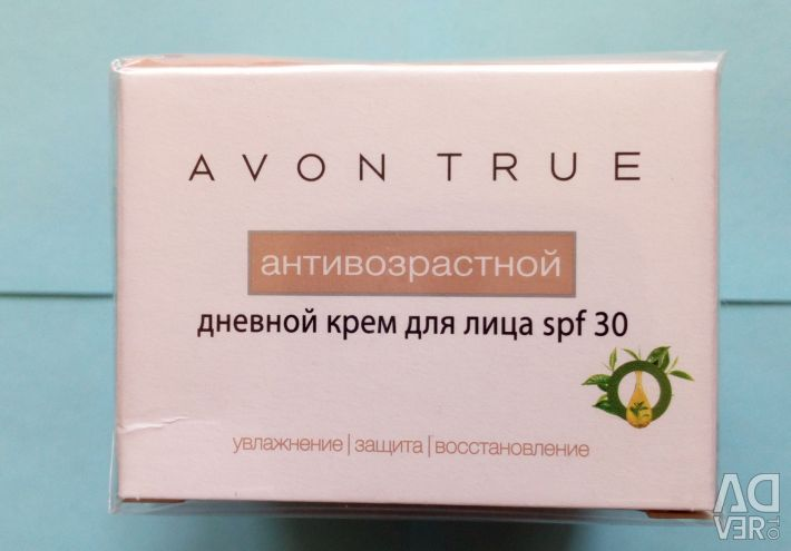 Anti-Aging Day Cream for face SPF 30 50 ml