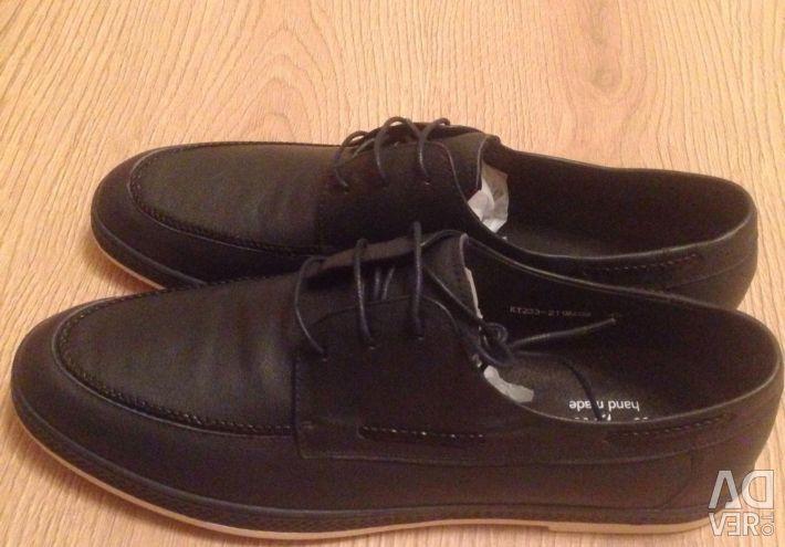Туфли новые кожаные !!!!!