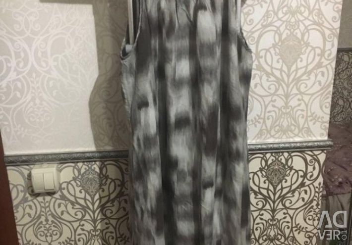 Esprit rochie de mătase naturală