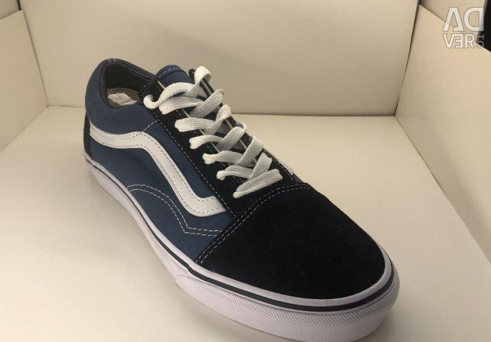 Adidași Vans Old Skool Blue