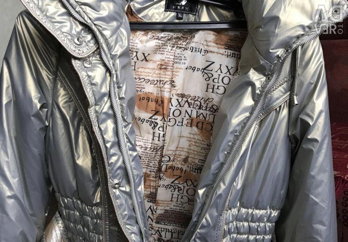 Куртка новая 48 р.
