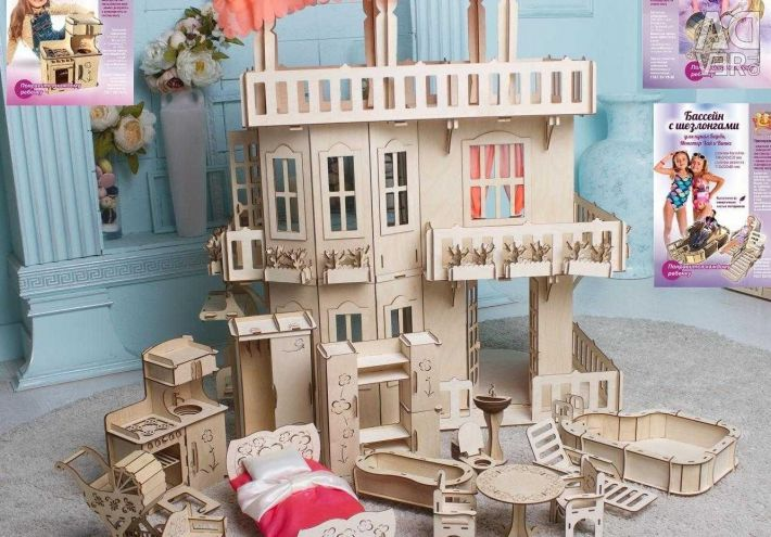 Barbie Mansion