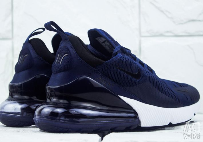 Sneakers Nike Air Max 270 Blue Art. 137007
