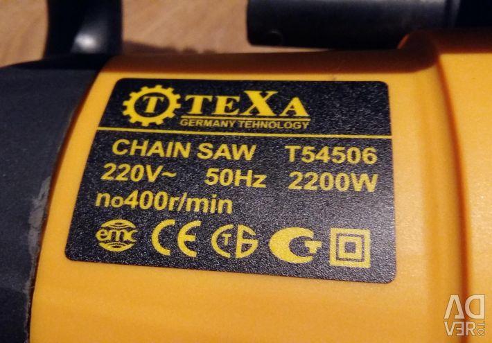 Ferăstrău electric TeXa 2200W Nou