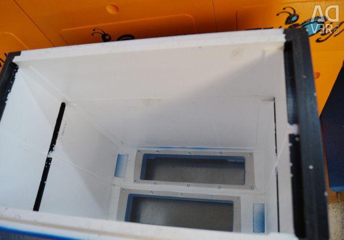 Beehive 6 frames