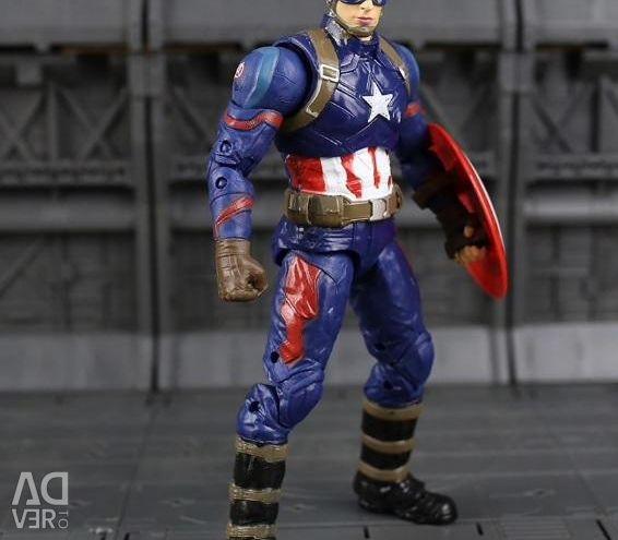 Căpitane americane