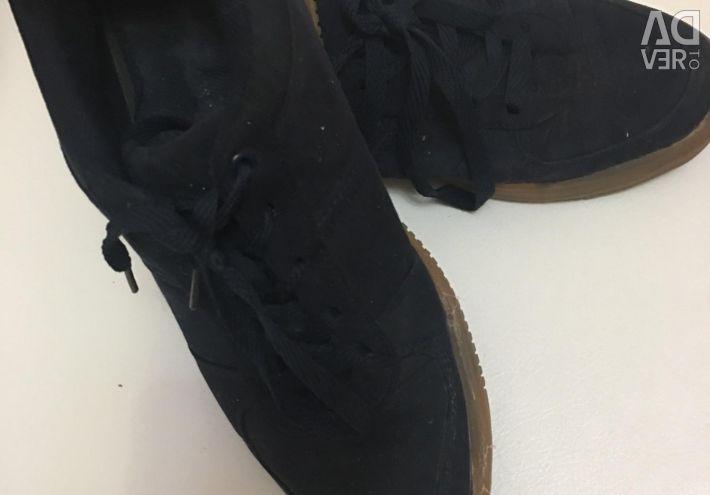 Spor ayakkabısı süet Mavi: Europa.bu.r42-43.