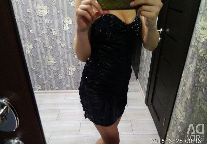 Parlak elbise