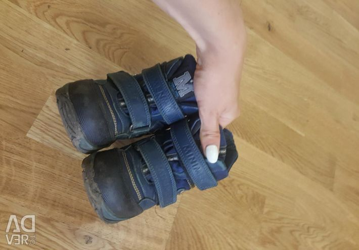 Χειμερινές μπότες Minimen 23r.
