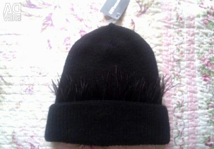 New stylish hat