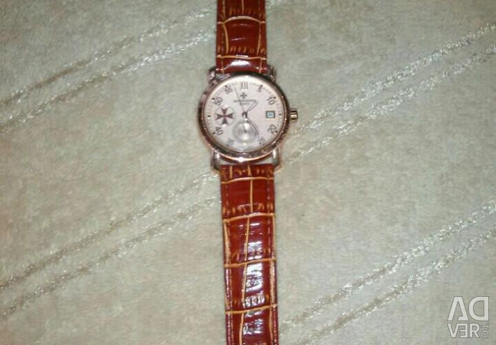 The mens' watches