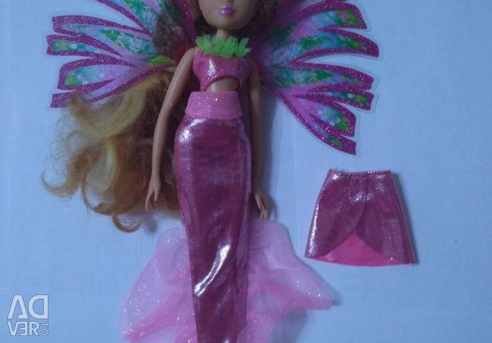 Winx Flora Doll