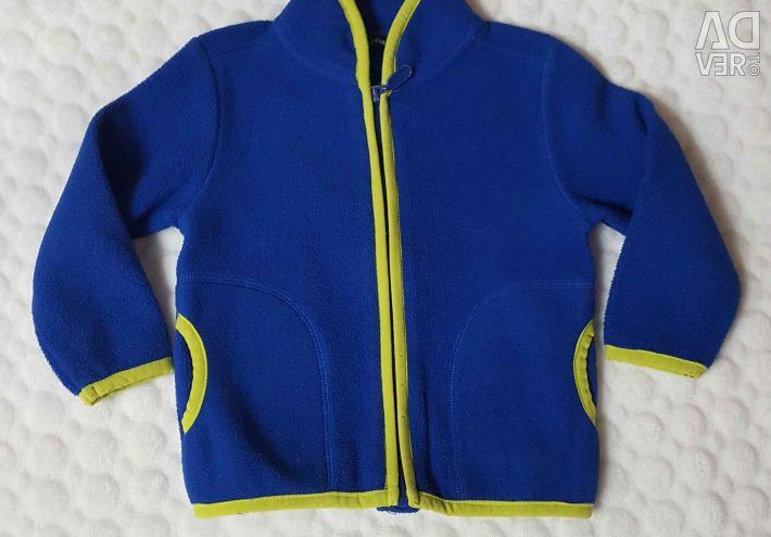 Флисовая куртка 92