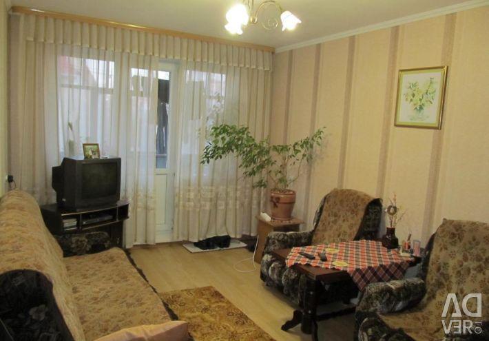 Apartment, 3 rooms, 58 m²