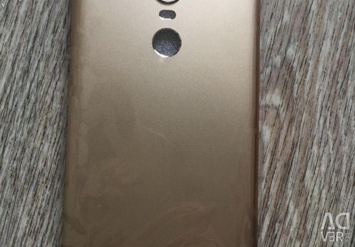 Back panel on Lenovo K6 note
