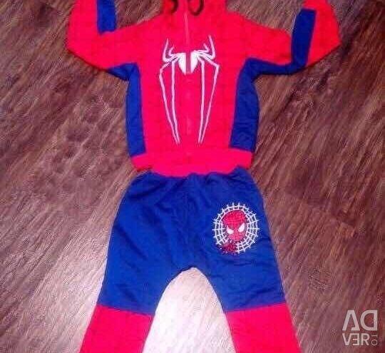 Örümcek Adam kostümü