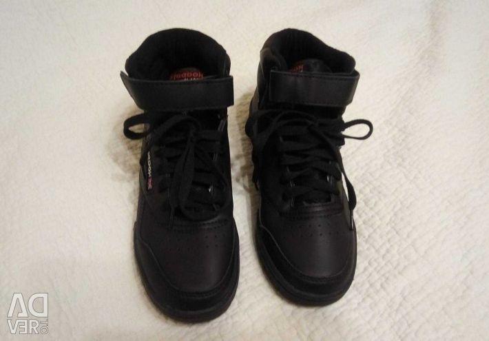 Yeni spor ayakkabı, ayakkabı 36