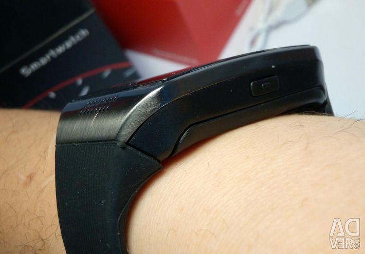 🔥 Smart İzle Smart Watch Q18 Kavisli Yeni