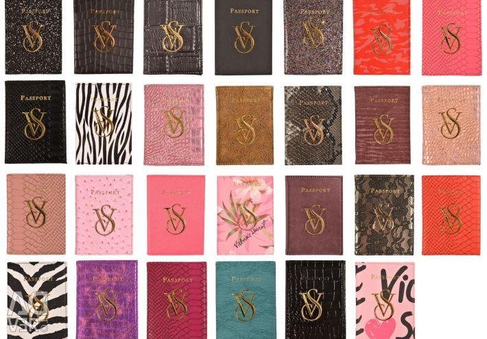 Обкладинки на паспорт Victoria secret