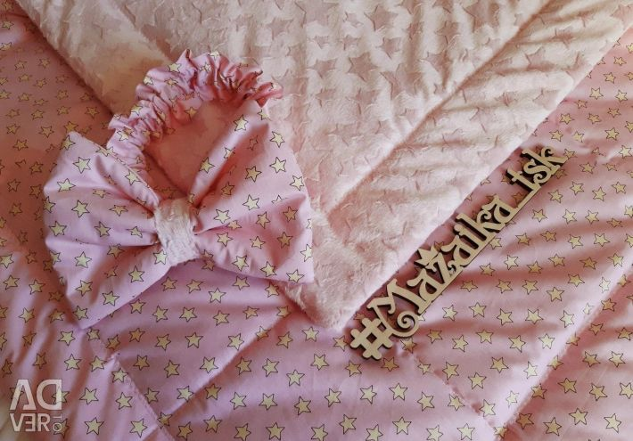 Φάκελος σε κουβέρτα διαθέσιμο νέο