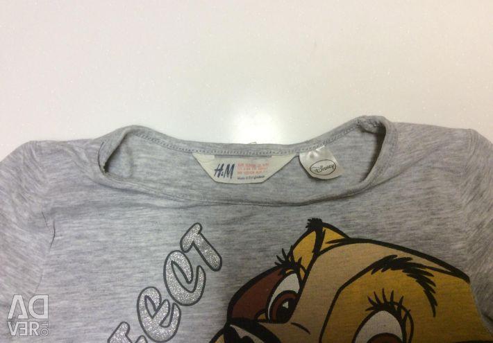 Bluza de tricou H & M