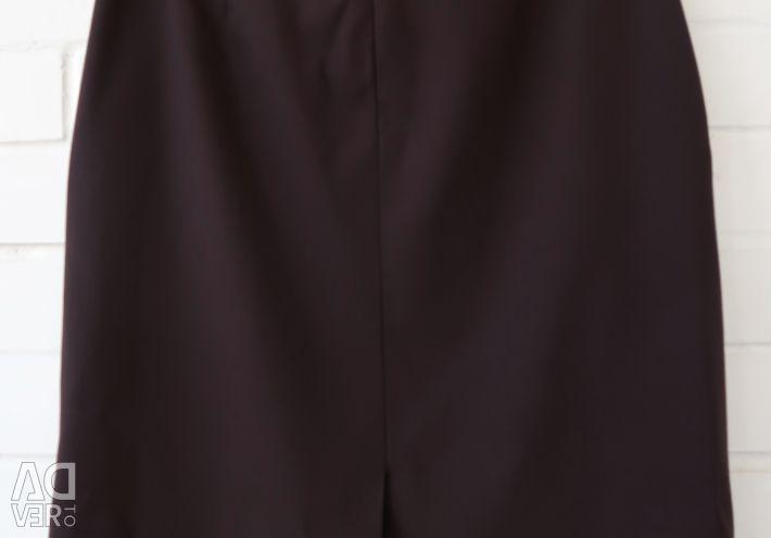 Skirt of Salvatore Ferragamo. Original