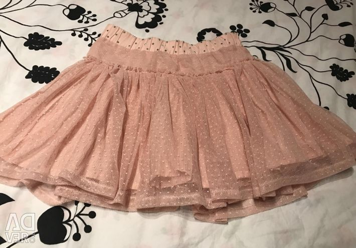 Summer clothes for a girl 128-134 height