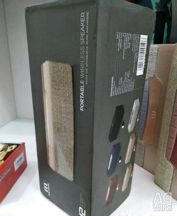 Portable Speaker M2 / Black Speaker