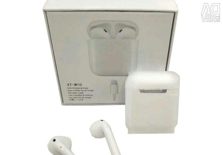 Бездротові блютус навушники XT-M10
