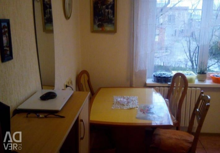 Apartament, 1 cameră, 38 m²