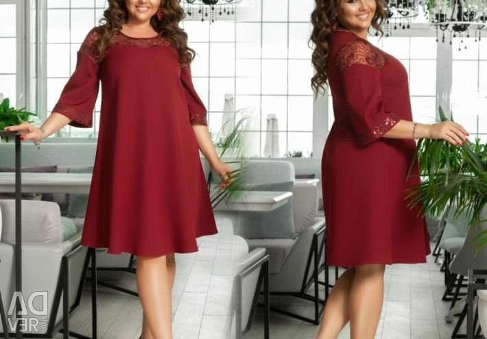 Plus Φορέματα μεγέθους