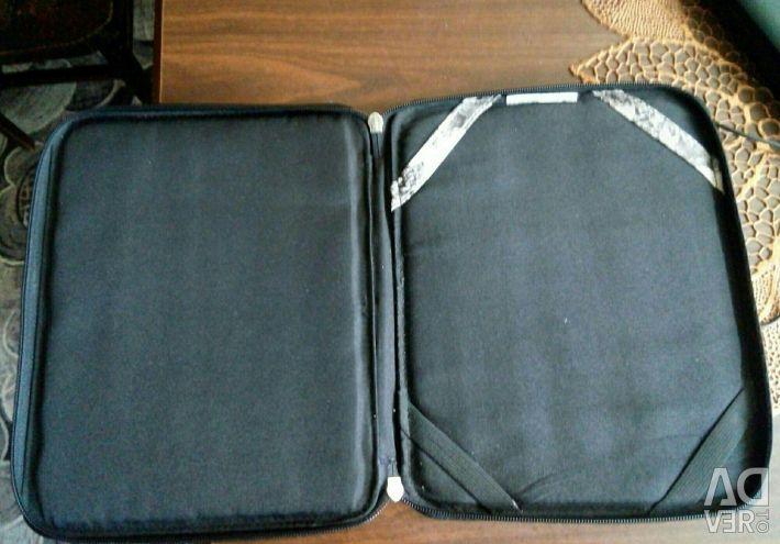 Case folder for tablet