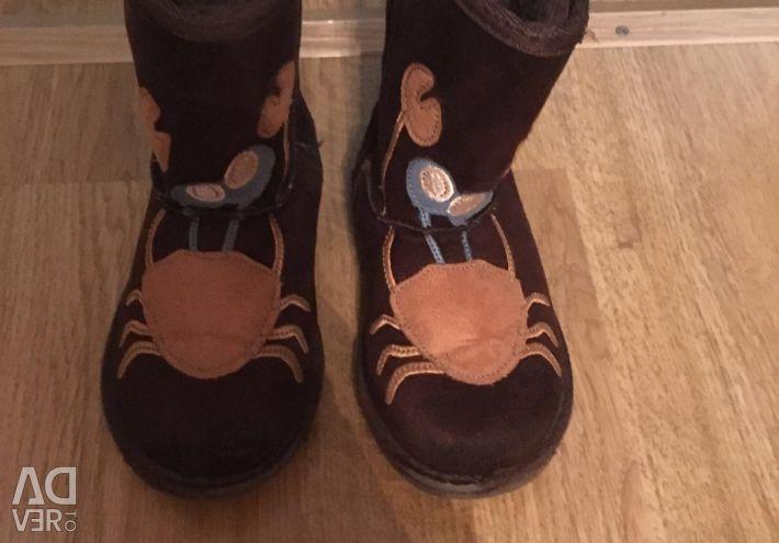 Demi-sezon ugg kilidi 16.5-17cm çizme