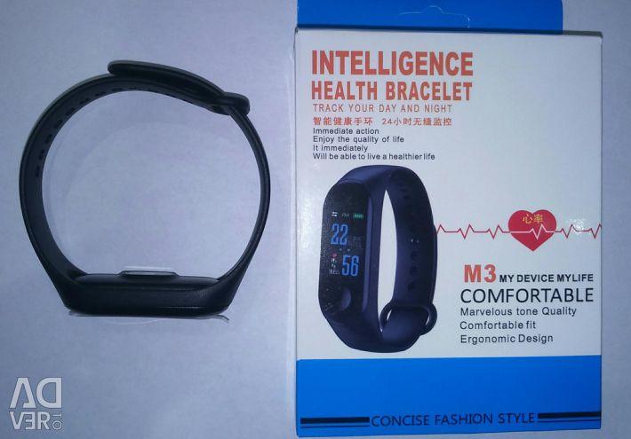 Fitness bracelet M3 new