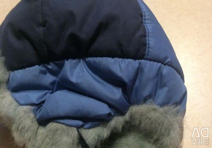 Παιδικό χειμωνιάτικο καπέλο
