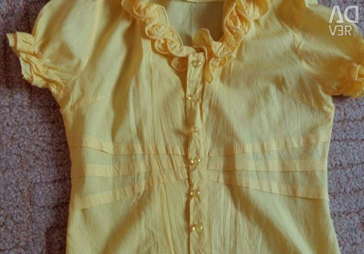 Shirts, blouses