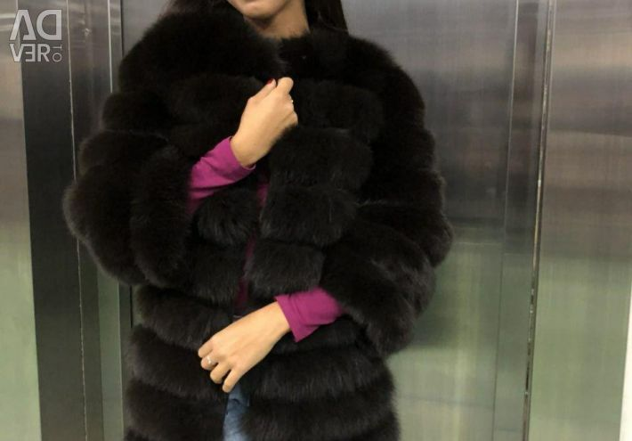 Arcade Fox Fur Coat 4in1
